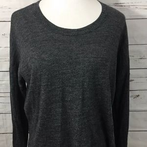 Madewell 100% Wool Northstar Pullover Sweater-L